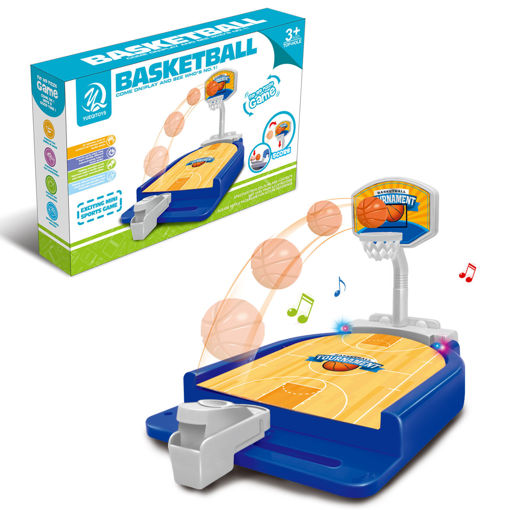 Picture of Mini Basketball Game with Lights & Sounds