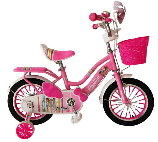 Picture of 16 Inch Bicycle Purple