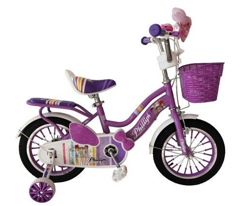 Picture of 20 Inch Bicycle  Light Pink / Purple