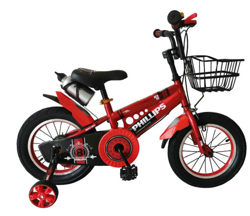 Picture of 16 Inch Bicycle Blue /Red
