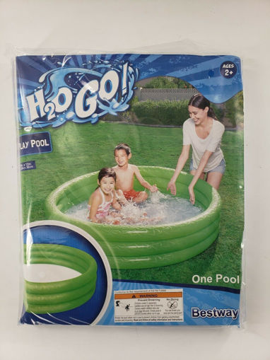 Picture of H2Ogo! 60Inch 3 Ring Inflatable Pool In