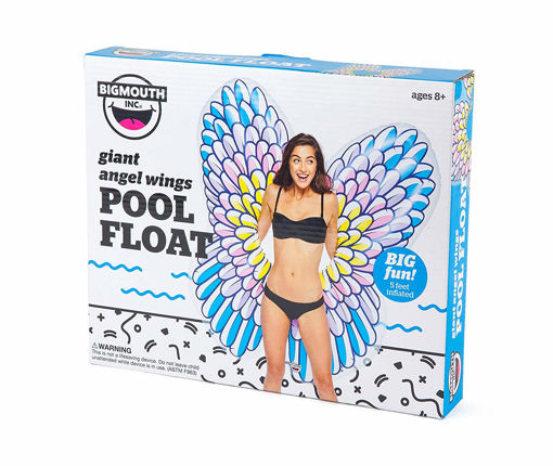 Picture of Big Mouth - Pool Float - Angel Wings