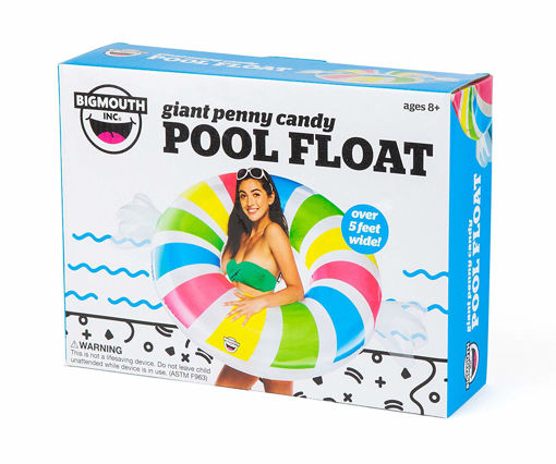 Picture of Big Mouth - Pool Float - Penny Candy