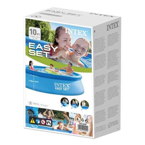Picture of Intex - (Agp)Easy Set Pool  D 305 X 76Cm Without Filter