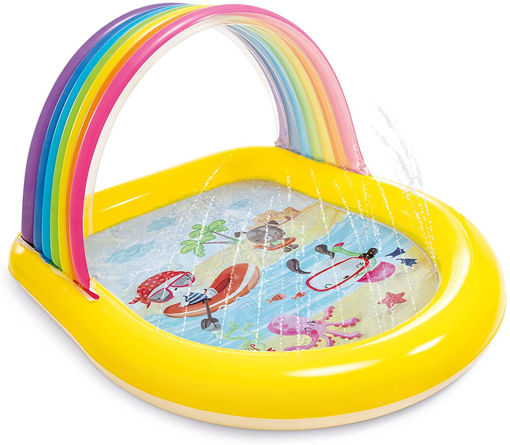 Picture of Intex - Rainbow Arch Spray Pool 147*130*86Cm