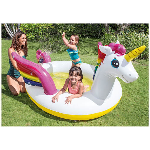 Picture of Intex - Mystic Unicorn Spray Pool