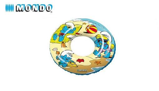 Picture of Mondo - Swim Ring Smurfs D.50Cm