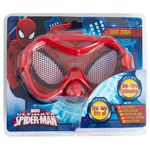 Picture of Ultimate Spiderman Swimming Mask