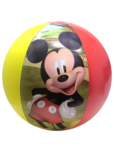 Picture of Mickey Roadster Inflatable Beach Ball