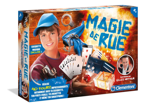 Picture of Clementoni  - Street Magic (Fr)