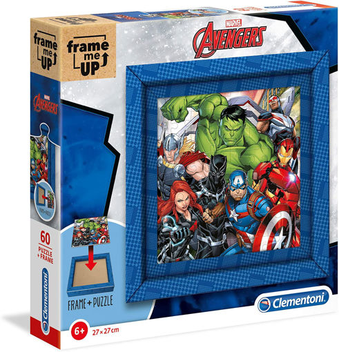 Picture of Clementoni -  Pzl 60 Frame Me Up   Avengers