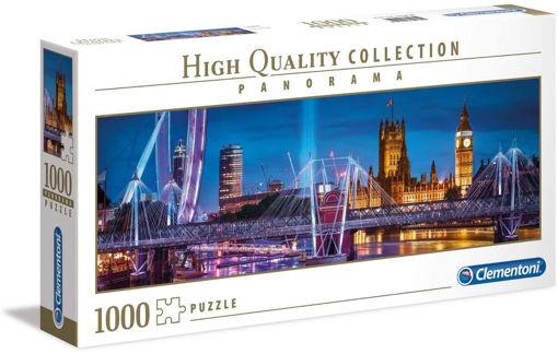 Picture of Clementoni -  Pzl 1000 Panorama Hqc London