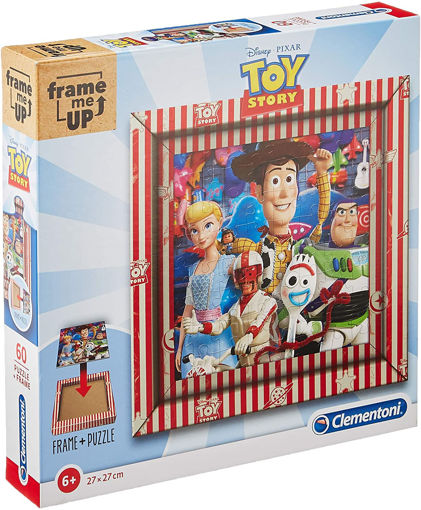 Picture of Clementoni -  Pzl 60 Frame Me Up   Toy Story 4