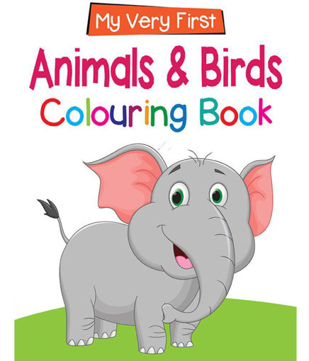 Picture of Pegasus - My Very First Animals & Birds Colouring Book
