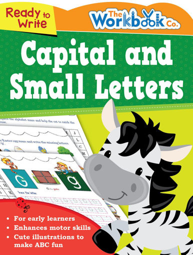 Picture of Pegasus - The Workbook Capital And Small Letters