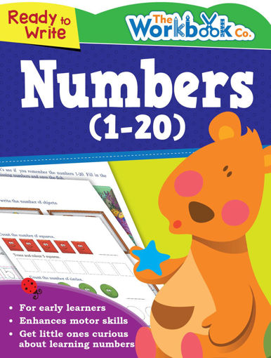 Picture of Pegasus - The Workbook Numbers 1-20