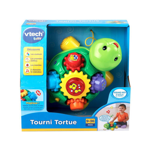Picture of Vtech- Tourni Tortue