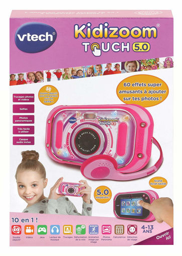 Picture of Vtech - Kidizoom Touch 5.0 Pink Vtfr