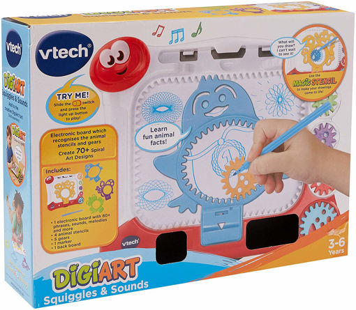 Picture of Vtech - Digiart Squiggles & So