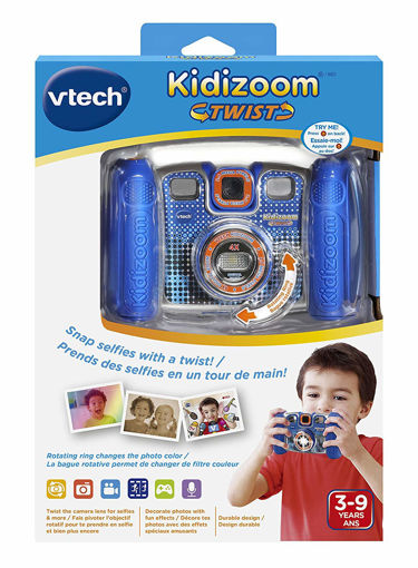 Picture of Vtech - Kidizoom Twist Camera Blue
