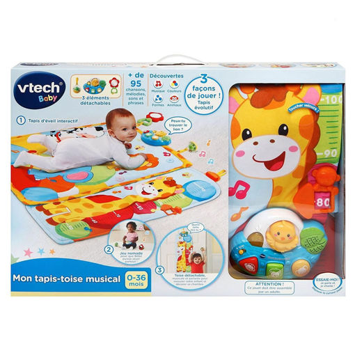 Picture of Vtech-Mon Tapis-Toise Musical