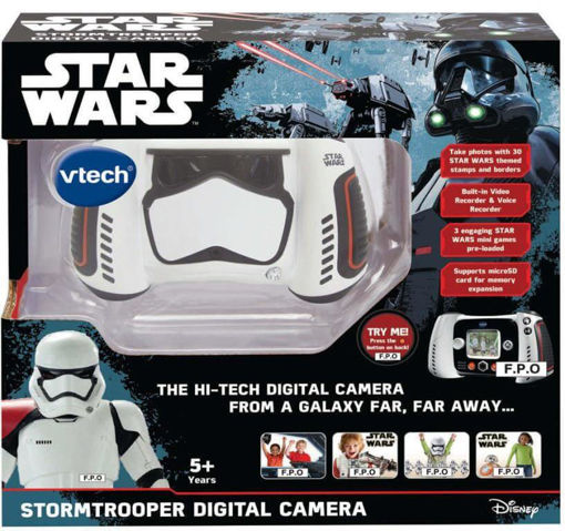 Picture of Vtech - Star Wars Stormtrooper Digital Camera