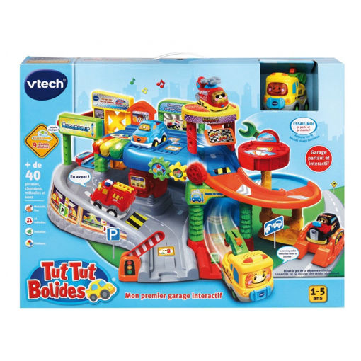Picture of Vtech - Tut Tut Bolidesr Mon Premier Garage Interactif