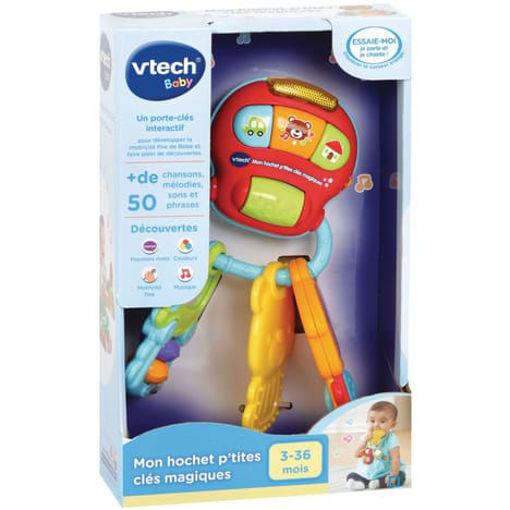 Picture of Vtech- Mon Hochet Petites Cles Magiques