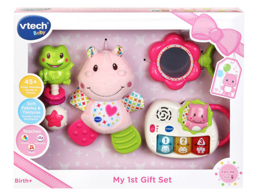 Picture of Vtech -  My 1St Gift Set (Vtuk) (Pink)