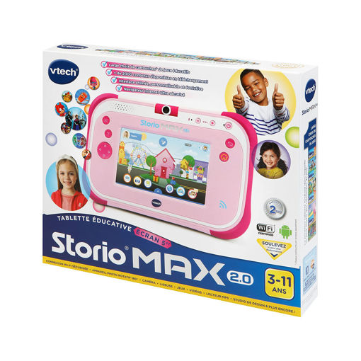 Picture of Vtech - Storio Max 2.0(Pink)(Vtfr)