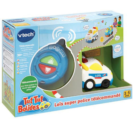 Picture of Vtech - Tut Tut Bolides Lois Super Police Telecommande