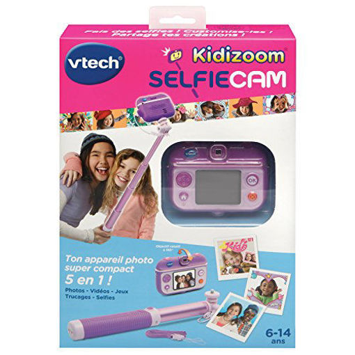 Picture of Vtech - L.I - Kidizoom Selfie Vtuk