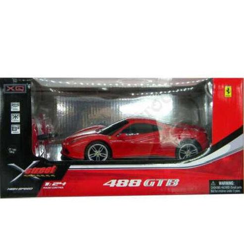 Picture of Xq Car - 1:24Aa 488 Gtb