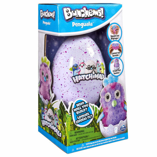 Picture of Spin Master - Dng Bst Hatchimal Themekit
