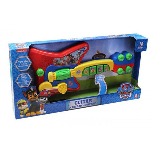 Picture of Spin Master - Paw Patrol Electronic Guitar
