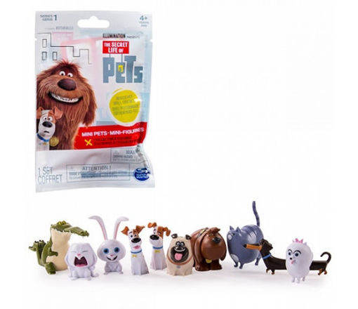 Picture of Spin Master - Sfp Fgr Mini Pets Ast