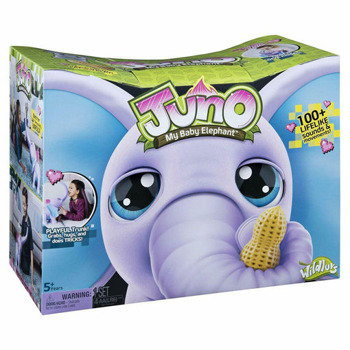 Picture of Spin Master - Wild Juno Baby Elephant