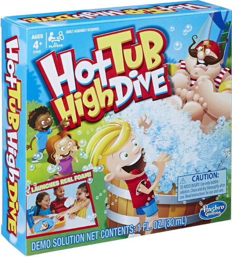 Picture of Hot Tub High Dive