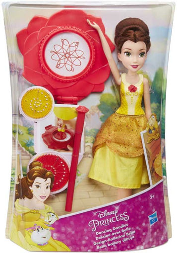 Picture of Fashion Doll Dancing Doodles Belle