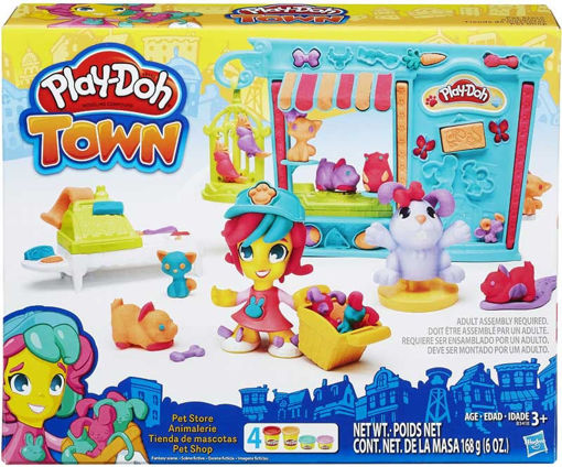 Picture of Playdoh Town Pet Store