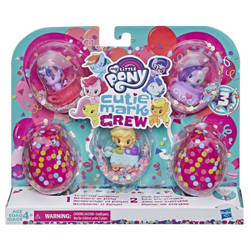 Picture of Mlp Cutie Mark Crew Ast