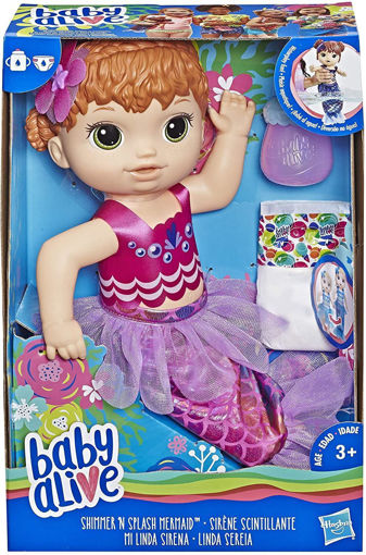 Picture of Baby Alive Shimmer 'N