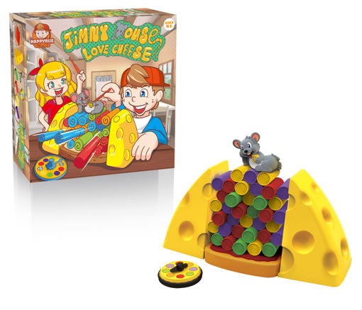 Picture of Mouse Love Cheese Game