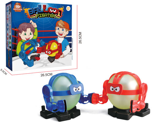 Picture of Balloon Robot Boxing Game