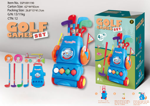 Picture of Golf Games Set