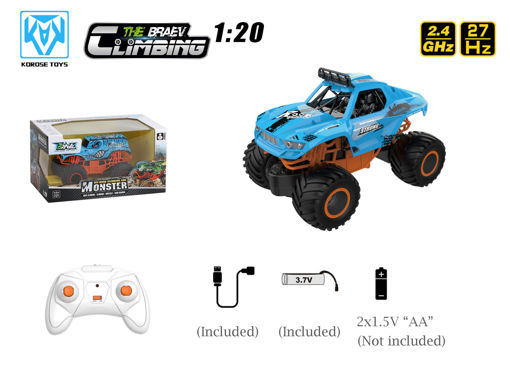 Picture of 1:20 2.4G R/C Car