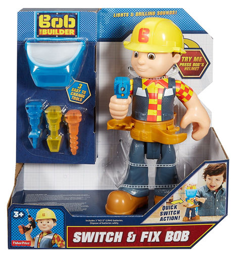 Picture of Bob The Builder Switch And Fix