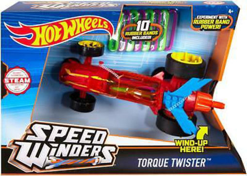 Picture of  Speed Winders Torque Twister Vehicle Red Ast