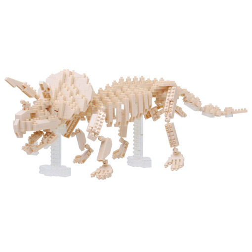 Picture of Triceratops Skeleton -Middle Series 700Pcs