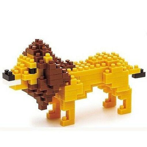 Picture of Lion Construction Blocks 150Pcs
